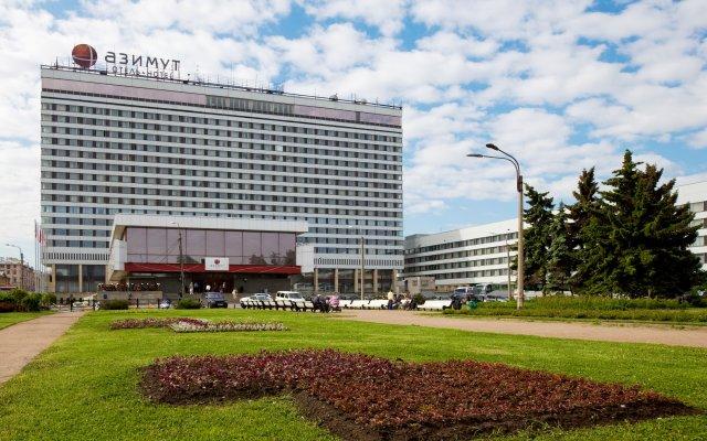 Гостиница Азимут Санкт-Петербург