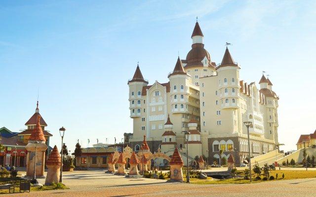 Гостиница Гостиничный комплекс Богатырь в Сочи - забронировать гостиницу Гостиничный комплекс Богатырь, цены и фото номеров