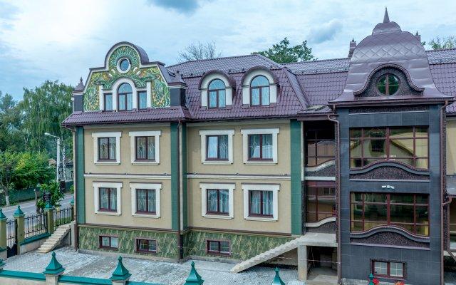 Гостиница Барские Полати в Сергиеве Посаде - забронировать гостиницу Барские Полати, цены и фото номеров Сергиев Посад вид на фасад