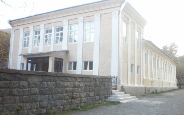 Санаторий Ванадзор АСАР вид на фасад