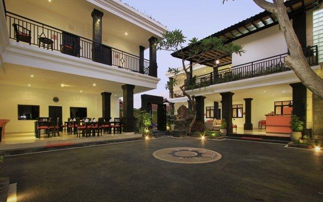 Отель Kubu Anyar
