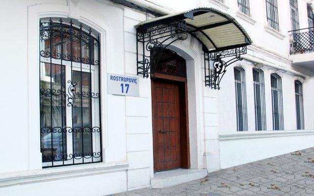 Отель Swan Азербайджан, Баку - 3 отзыва об отеле, цены и фото номеров - забронировать отель Swan онлайн вид на фасад