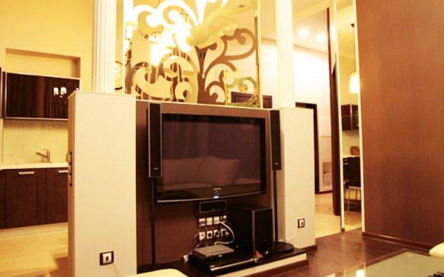 Апартаменты Luxury Kiev Apartments Крещатик комната для гостей