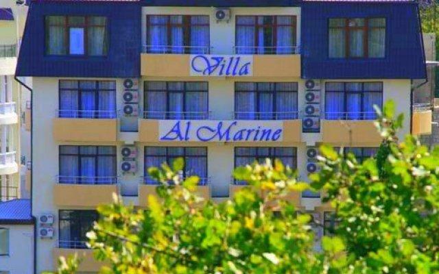 Отель Villa al Marine