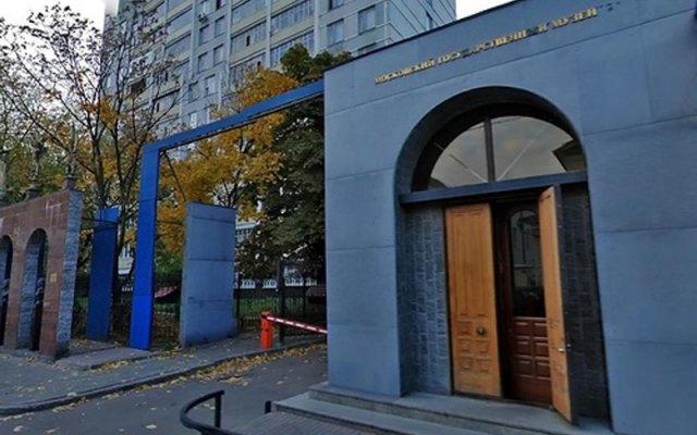 Апартаменты на Большом Афанасьевском вид на фасад