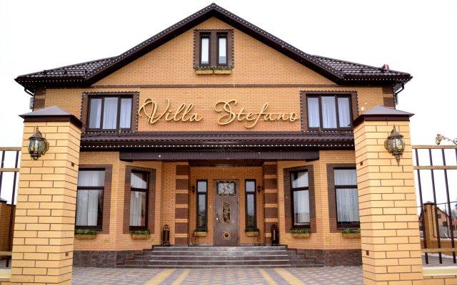 Гостиница Villa Stefana вид на фасад