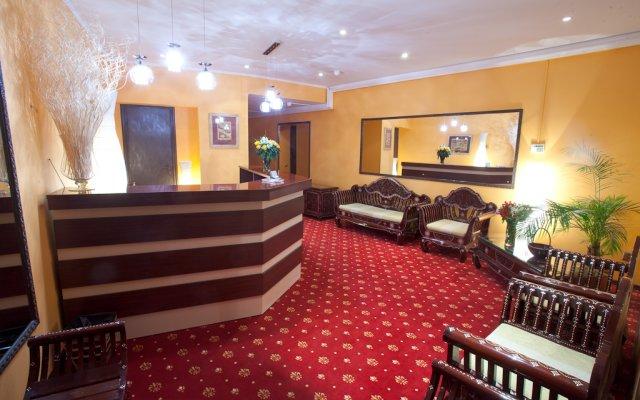 Мини-отель Jenavi Club интерьер отеля