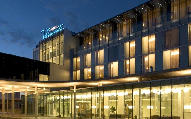 Hotel Ulemiste вид на фасад