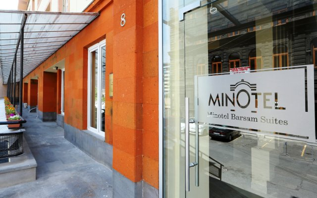 Отель Minotel Barsam Suites 1