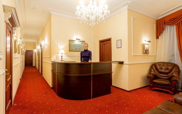 Арт-Отель Радищев интерьер отеля