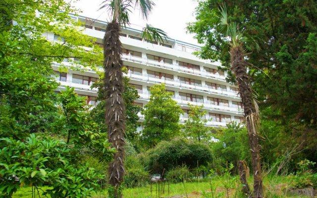 Гостиница Светлана вид на фасад