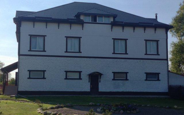 Гостиница Пешково в Чехове 2 отзыва об отеле, цены и фото номеров - забронировать гостиницу Пешково онлайн Чехов вид на фасад