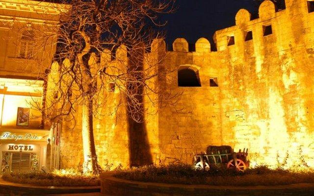 Отель Бутик-отель Palace Азербайджан, Баку - отзывы, цены и фото номеров - забронировать отель Бутик-отель Palace онлайн вид на фасад