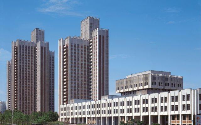 Гостиница РАНХиГС вид на фасад