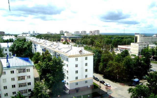 Гостиница Супер Дом Уфа в Уфе 3 отзыва об отеле, цены и фото номеров - забронировать гостиницу Супер Дом Уфа онлайн балкон