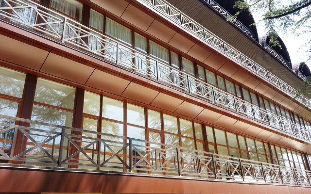 Гостиница Green Club в Сочи 4 отзыва об отеле, цены и фото номеров - забронировать гостиницу Green Club онлайн балкон