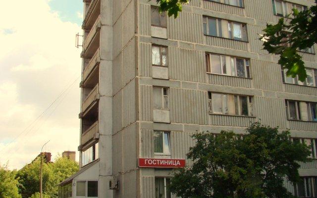 Гостиница на Красной Пресне парковка
