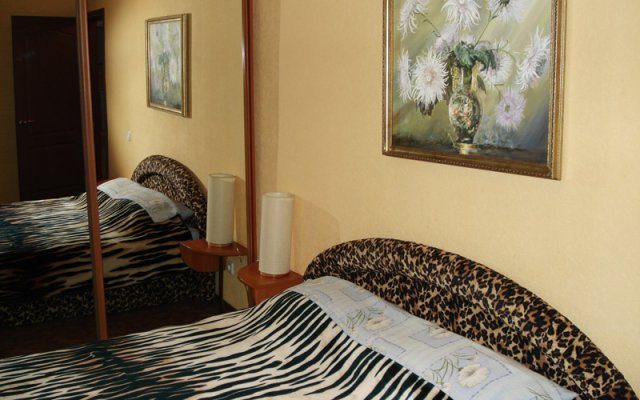 Апартаменты Luxury Kiev Apartments Театральная интерьер отеля
