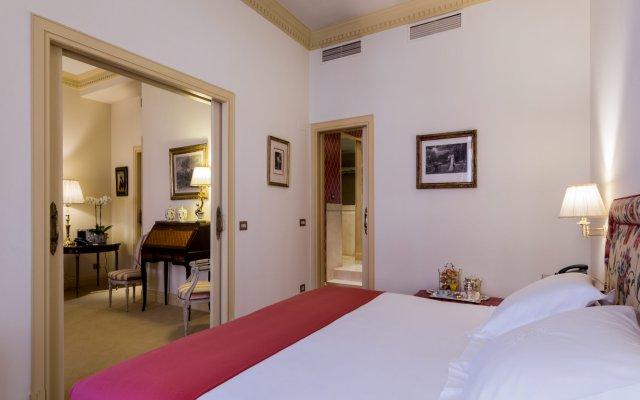 Отель Relais&Chateaux Orfila комната для гостей