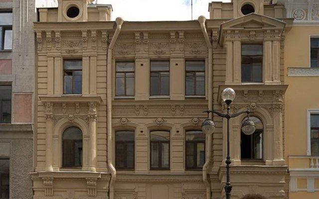 Nord Hostel вид на фасад