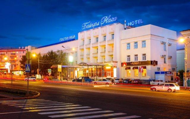 Отель Байкал Плаза