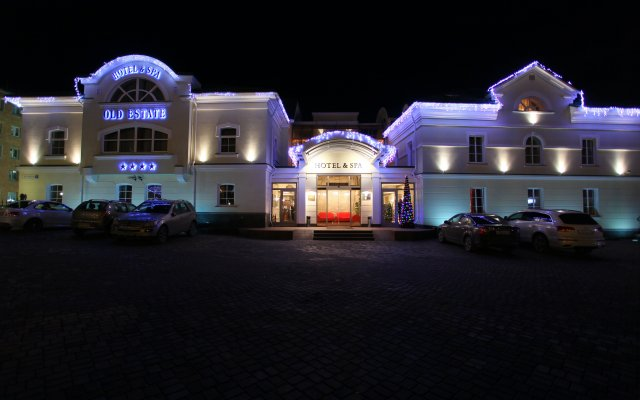 Old Estate Hotel and SPA