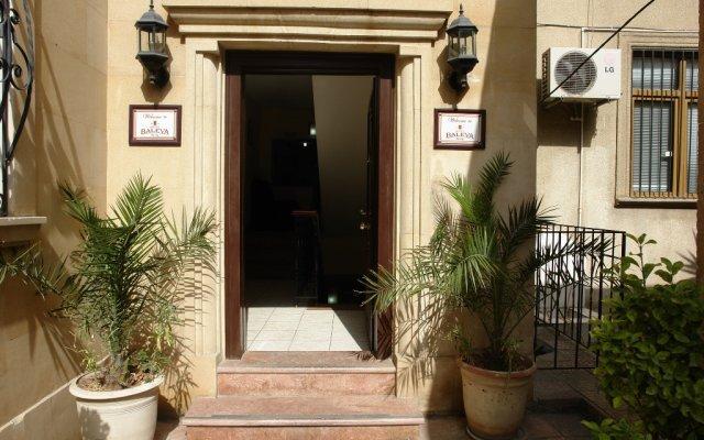 Отель Baleva Азербайджан, Баку - отзывы, цены и фото номеров - забронировать отель Baleva онлайн вид на фасад