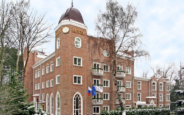 Гостиница Royal Falke Resort & SPA в Светлогорске 12 отзывов об отеле, цены и фото номеров - забронировать гостиницу Royal Falke Resort & SPA онлайн Светлогорск вид на фасад