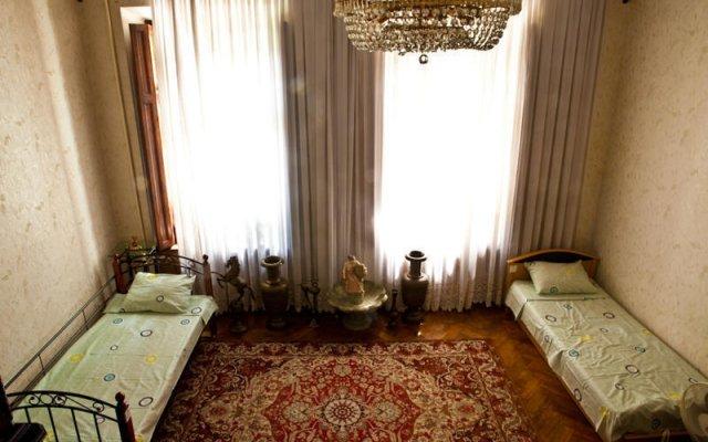 Babushka Grand Hostel комната для гостей