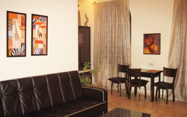 Апартаменты Luxury Kiev Apartments Бассейная комната для гостей