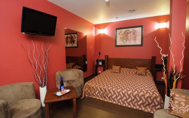 Мини-Отель Амстердам комната для гостей