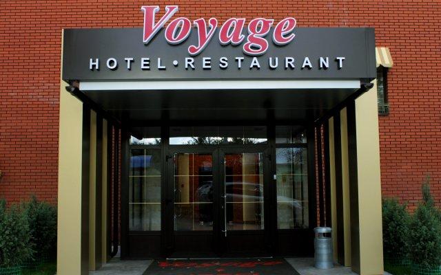 Отель Bon Voyage