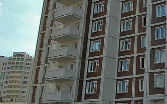 Отель 8 ветров Люблино на Кожедуба Москва вид на фасад