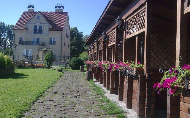 Гостиница Альтримо вид на фасад