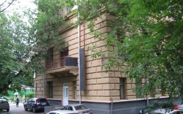 Мини-Отель на Сухаревской вид на фасад