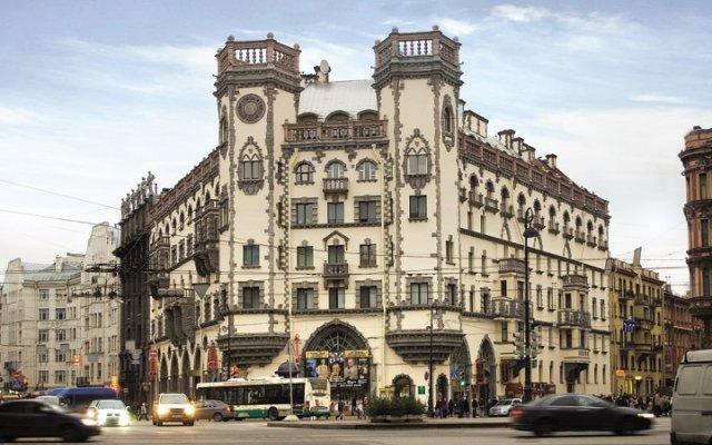 Гостиница Хостел City 812 в Санкт-Петербурге - забронировать гостиницу Хостел City 812, цены и фото номеров Санкт-Петербург вид на фасад