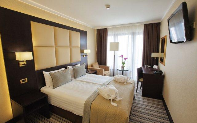 Гостиница Premier Dnister комната для гостей