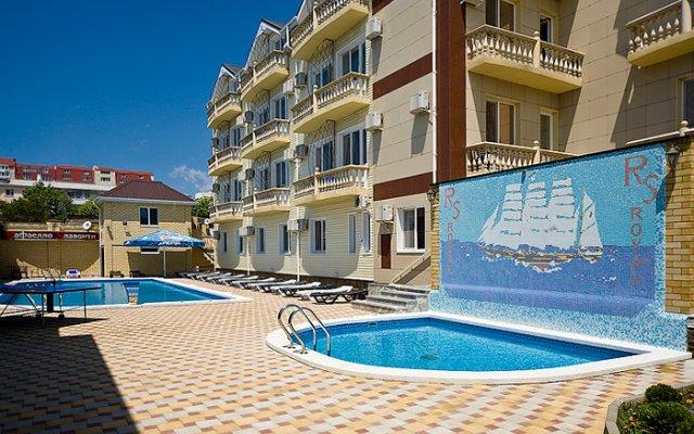 Гостиница RS-Royal в Анапе 4 отзыва об отеле, цены и фото номеров - забронировать гостиницу RS-Royal онлайн Анапа