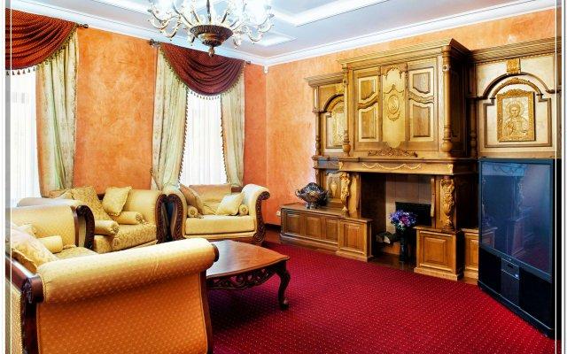 Мини-отель Одесса Вилла комната для гостей