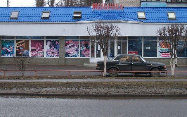 Гостиница Melnitsa Hotel в Курске - забронировать гостиницу Melnitsa Hotel, цены и фото номеров Курск вид на фасад