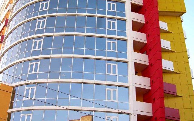 Гостиница Сити-отель Парус в Саратове 4 отзыва об отеле, цены и фото номеров - забронировать гостиницу Сити-отель Парус онлайн Саратов балкон