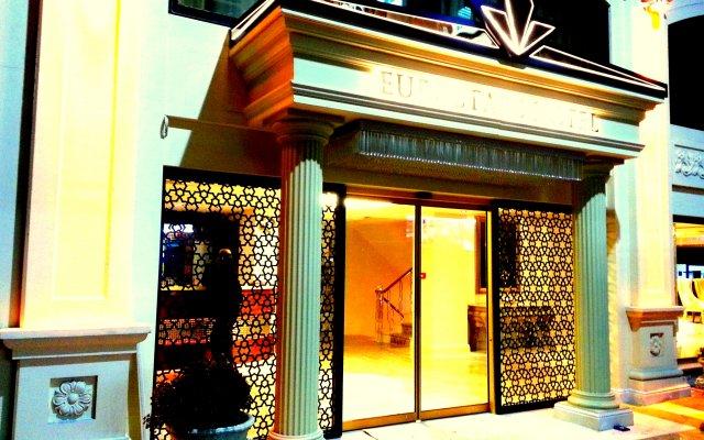 Euro Stars Old City Турция, Стамбул - 2 отзыва об отеле, цены и фото номеров - забронировать отель Euro Stars Old City онлайн вид на фасад