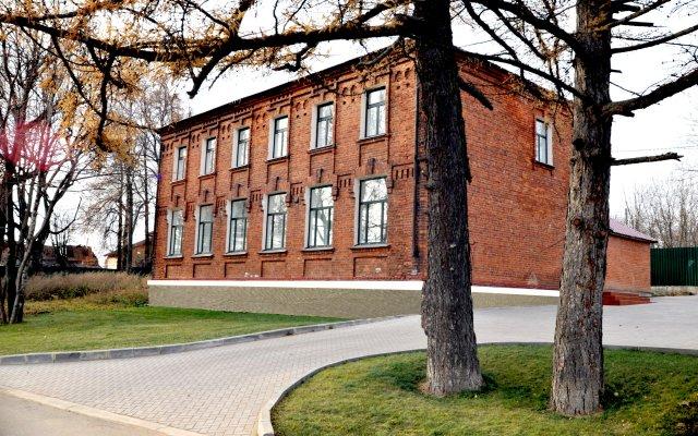 Гостиница Винтаж в Москве - забронировать гостиницу Винтаж, цены и фото номеров Москва вид на фасад