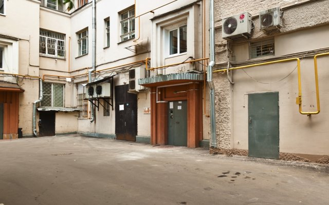 Мини-Отель Шаманка парковка