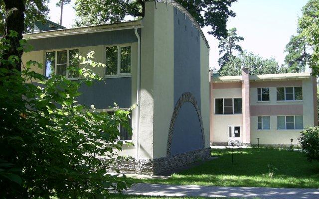 Загородный гостиничный комплекс Серебряный бор