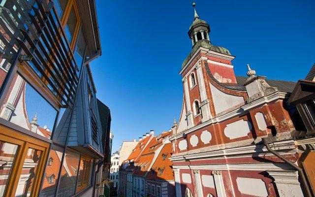 Отель Radi un Draugi Латвия, Рига - - забронировать отель Radi un Draugi, цены и фото номеров вид на фасад