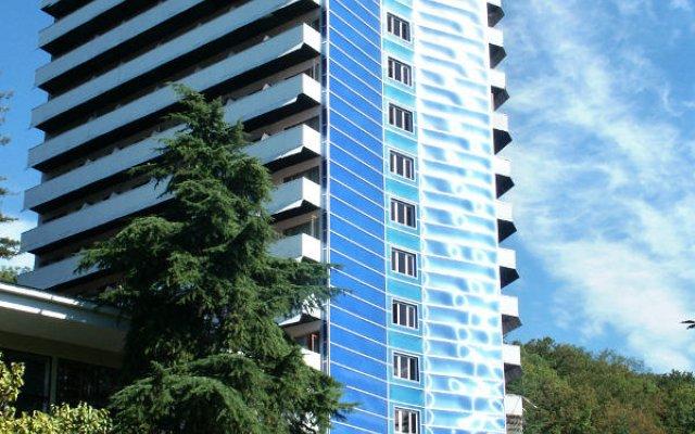 Санаторий Актер вид на фасад