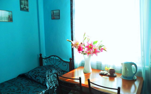 Mini Hotel Bambuk na Smolenskoy комната для гостей