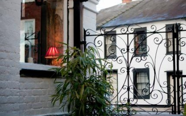 The Olde Swan Hotel балкон