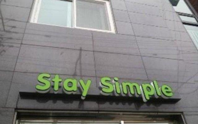 Отель Stay Simple Южная Корея, Сеул - отзывы, цены и фото номеров - забронировать отель Stay Simple онлайн вид на фасад